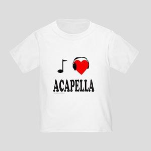 ACAPPELLA Toddler T-Shirt