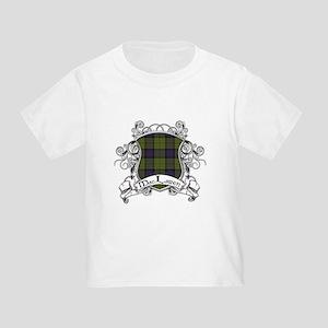 MacLaren Tartan Shield Toddler T-Shirt