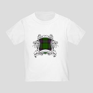 Armstrong Tartan Shield Toddler T-Shirt