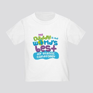 Air Traffic Controller Gifts For K Toddler T-Shirt