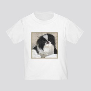 Deluxe Japanese Chin Darling Toddler T-Shi
