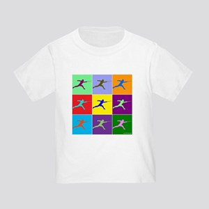 Pop Art Lunge Toddler T-Shirt