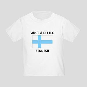 Just A Little Finnish T-Shirt
