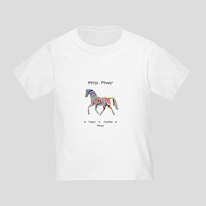 Rainbow Horse Animal Power Gifts T-Shirt