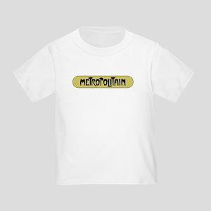 Metro Paris, France Toddler T-Shirt