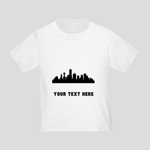 Dallas Cityscape Skyline (Custom) T-Shirt
