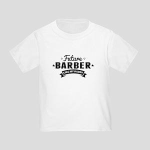 Future Barber Like My Daddy T-Shirt