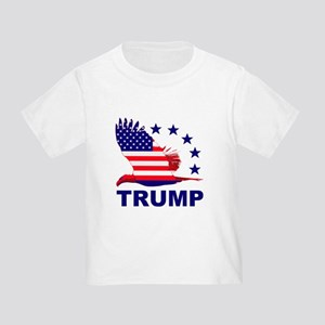 Trump For America Toddler T-Shirt