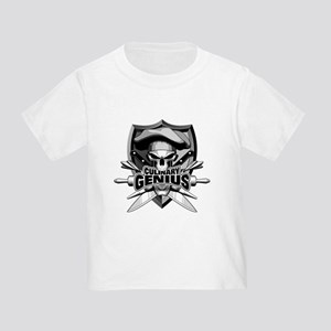 Culinary Genius Skull T-Shirt