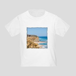 Australia Coastline Toddler T-Shirt