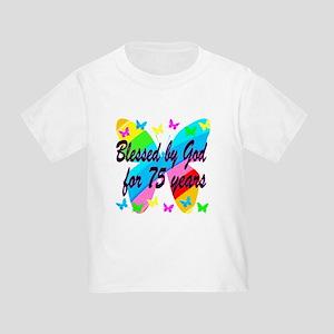 75TH PRAYER Toddler T-Shirt