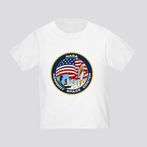 Kennedy Space Center Toddler T-Shirt