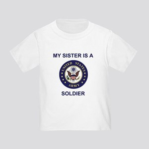 172nd Stryker Bde <BR>&quot;My Sister&quot; Infant T-Shirt