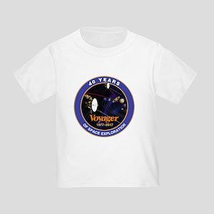 Voyager At 40! Toddler T-Shirt