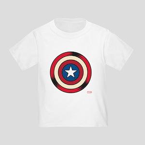 Captain America Comic Toddler T-Shirt