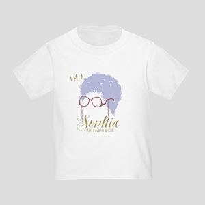 I'm A Sophia Golden Girls T-Shirt
