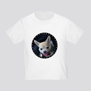 Personalized Paw Print Toddler T-Shirt