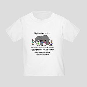 Alternative Facts do exist Toddler T-Shirt