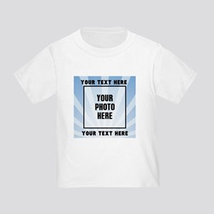 Personalized Sports Toddler T-Shirt