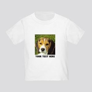 Dog Photo Personalized Toddler T-Shirt