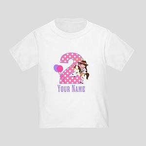 2nd birthday cowgirl T-Shirt