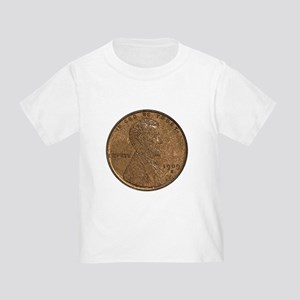 Lincoln Wheat Double-Sided Toddler T-Shirt