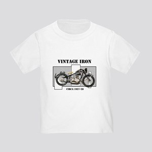 1927-28 Vintage Iron Toddler T-Shirt