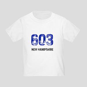 603 Toddler T-Shirt