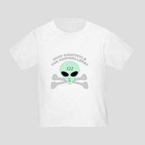 NWO conspiracy Toddler T-Shirt