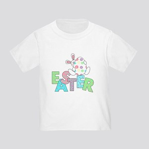 Bunny With Easter Egg Toddler T-Shirt