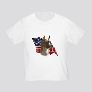 Boxer Flag Toddler T-Shirt