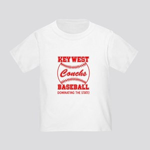 Key West Conchs Dominating th Toddler T-Shi