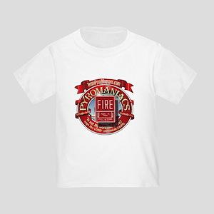 Fire Alarm Toddler T-Shirt