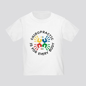 Chiro Is For Every Body Toddler T-Shirt