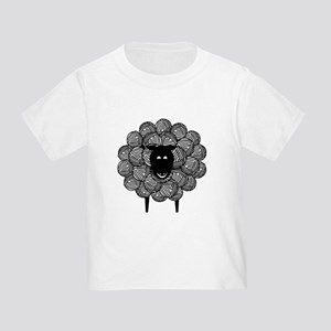 Yarny Sheep Toddler T-Shirt