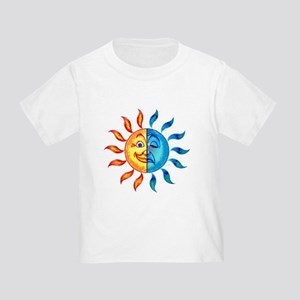 BiPolar Solar One Side Toddler T-Shirt