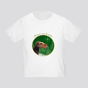 Airedale Peace Toddler T-Shirt
