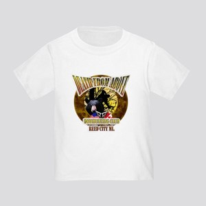 Death From Above Toddler T-Shirt