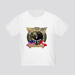 death from above bow hunting Toddler T-Shi