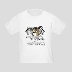Twelfth Night 2 Toddler T-Shirt
