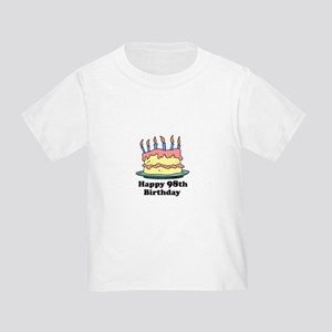 Happy 98th Birthday Toddler T-Shirt