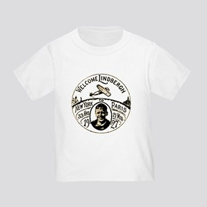 Welcome Lindbergh Toddler T-Shirt