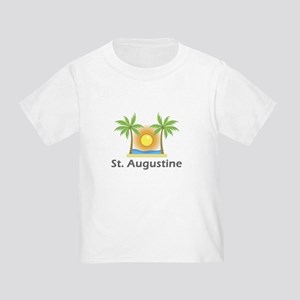 St. Augustine Toddler T-Shirt