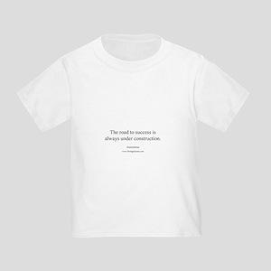 Road to Success Toddler T-Shirt