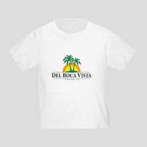 Del Boca Vista Toddler T-Shirt