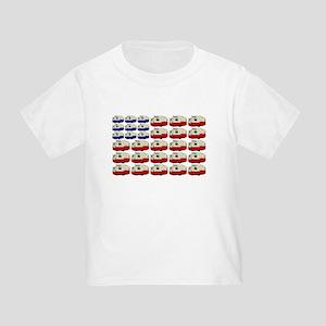 All American Shasta Toddler T-Shirt