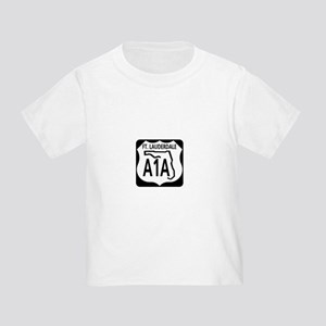 A1A Fort Lauderdale Toddler T-Shirt
