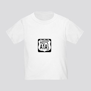 A1A St. Augustine Toddler T-Shirt
