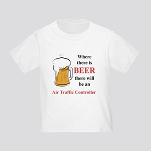 Air Traffic Controller Toddler T-Shirt