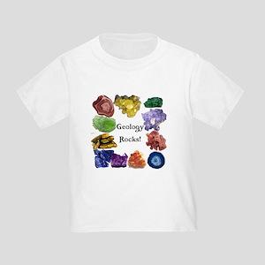 Geology Rocks 13 Toddler T-Shirt